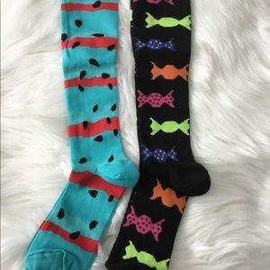 New Compression Socks, 15 - 20mmHg